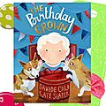 The birthday crown :When is your birthday, quelques métiers et la <b>reine</b> <b>d</b>'<b>Angleterre</b>.