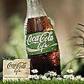 <b>Coca</b>-<b>Cola</b> se met au vert : Nouveau <b>Coca</b>-<b>Cola</b> Life, aux extraits de stevia!