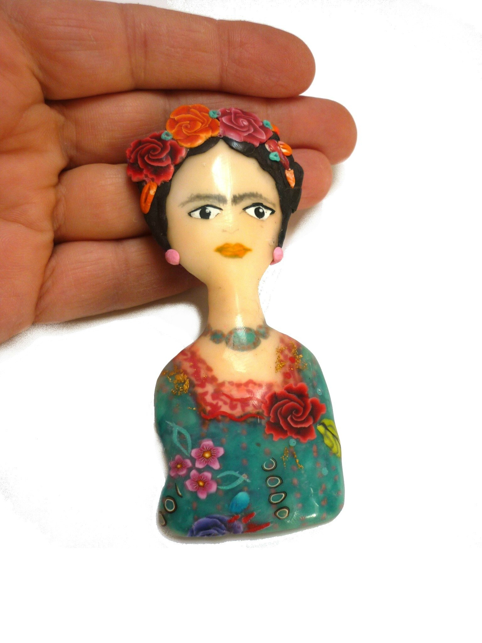 Frida Khalo_rose Rouge_4