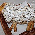 Pain mouton
