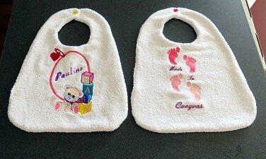 Bavoirs pour bébé