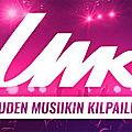 FINLANDE 2021 : Les 7 artistes de l'UMK dévoilé le 19 janvier ! (Mise à jour : Aksel ne sera pas en compétition)