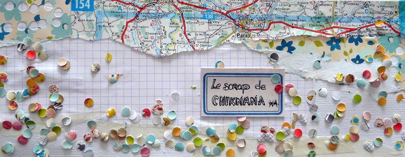 Chiknana sketch Mai 2011 des Poulettes