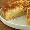 Un super gâteau aux pommes, tout en simplicité et plein de pommes !