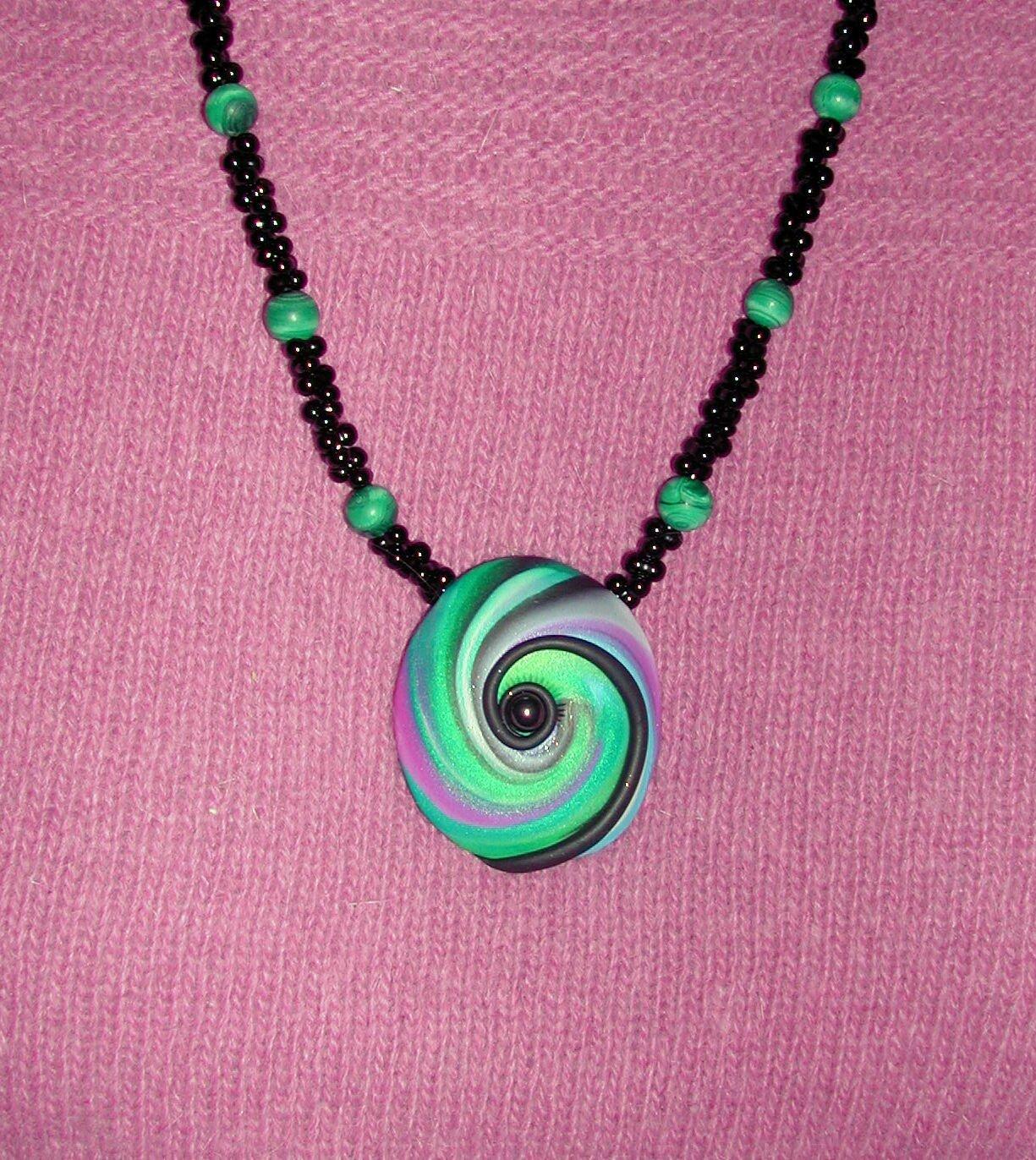 swirl et malachite