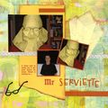 Mr Serviette