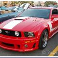 Ford mustang roush 427r 2009