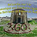 Belleville sur Vie - Précis Historique sur l'ancienne église romane et du Bréviaire de Jeanne de Belleville