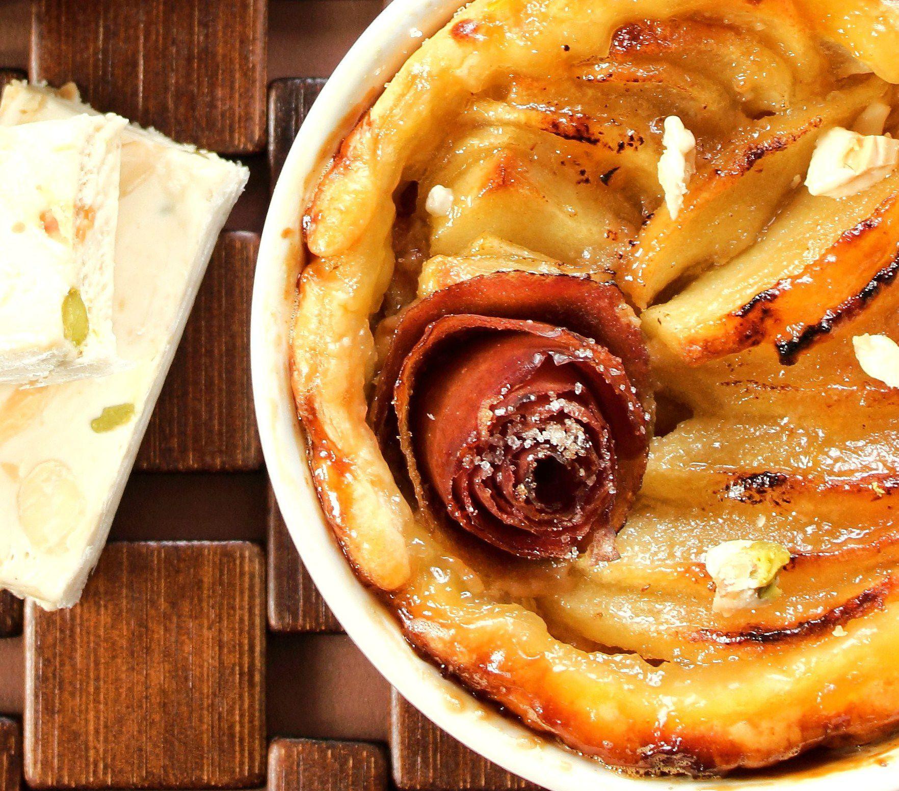 Tartelettes Pommes & Nougat4