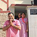 Adieux à udaipur, selfies lors des visites et arrivée à bundi