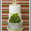 WEDDING CAKE COUTURE NINA COUTO 2