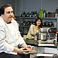 Atelier de goût par Philippe Conticini, des <b>cours</b> accessibles au grand public !