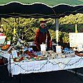 Marché de Noël à Tallende (2)