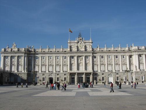 Madrid-Palacio Real