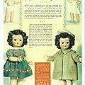annie, une poupée de pierre durdilly