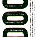 Le 7 et 20-21 avril 2018 st martin fait son festival