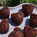 Brownie #1 proportions pour 8 versions individuelles et un grand moule.