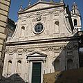 Sant Angelo et le ghetto (8/9). Comparaison de styles architecturaux.
