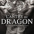 Wind dragon tome 1 : l'antre du dragon écrit par chantal fernando / marie