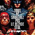 Justice League (Les Avengers peuvent dormir en paix)