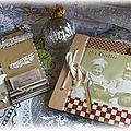 Echange de Cadeaux de Noël 2012 avec Pretty * 2013