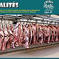 Brésil: le secteur de la viande face aux scandales sanitaires