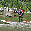 Ardèche Stand-up paddle