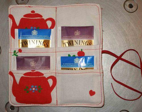 Pochette à thé 2