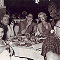 Janvier 1957 - La lune de miel de Marilyn et Arthur en Jamaïque