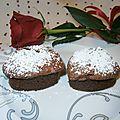 Coeur ultra fondant aux deux chocolats pour la saint-valentin ...
