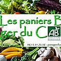 Fruits bio, légumes bio et paniers bio en vente directe au Potager du Cabanon ! (83136 GARÉOULT - <b>Var</b> PACA)