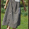 2012 - mars. Gienah de Grains de couture taille 10 ans