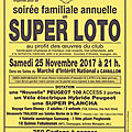 J-5 avant l'extra-job loto du lion club