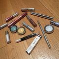 Trousse de maquillage en fête