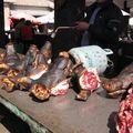 7- le cochon est très consommé en Chine