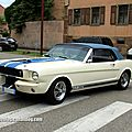 Shelby GT 350 convertible (Retrorencard aout 2012) 01