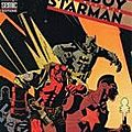 Batman Hors Serie 9 : Batman / Hellboy / Starman par James Robinson et Mike <b>Mignola</b> chez Semic