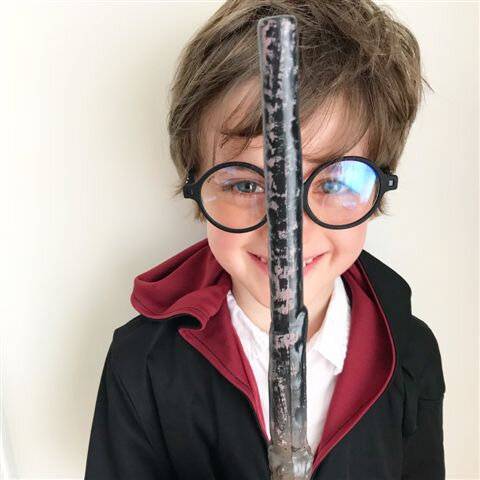 Mini-Harry Potter ©Kid Friendly