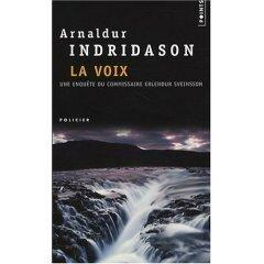 La Voix - Arnaldur Indridason