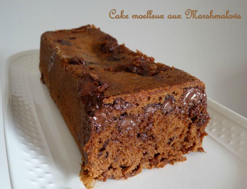 Cake aux Marshmalows