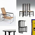 'From Arts and Crafts to the Bauhaus' at the Vienna Furniture Museum