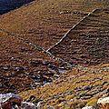 Les collines de Kithnos