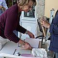 linogravure avec Nicole Massot
