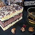 Napolitain le célébre gâteau home made