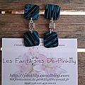 Zebra (blue), BO 6€ SOLDÉES 3€