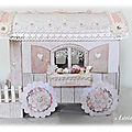 Ma roulotte shabby pour Cloclo