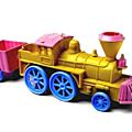00878 TRAIN FAR WEST MARQUE TUDOR ROSE