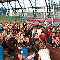 journée sport scolaire 2016
