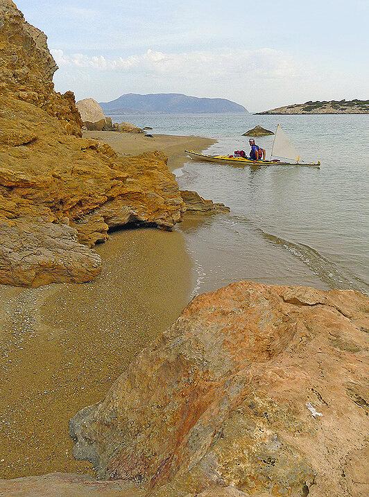 P1040048- Ano Andikeri, Amorgos en vue -