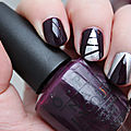 Review : Honk If You Love <b>OPI</b> d'<b>OPI</b> (+ manucure inspirée par Noël inside)